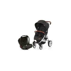 Carrinho Travel System com Bebê Conforto Avito ABC Design