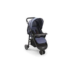 Carrinho de Bebê 3 Rodas Agile Multikids Baby