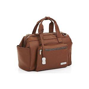 Bolsa Maternidade em Couro Changing Bag ABC Design