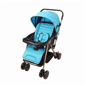 Carrinho de Bebê Reversível New Free Dardara