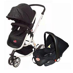 Carrinho de Bebê Travel System Attractive Dardara