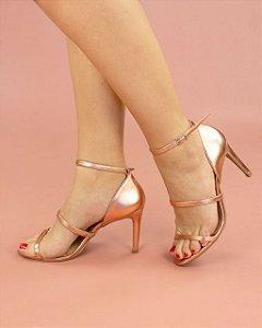 SL1016 - Sandalia salto 9cm rose