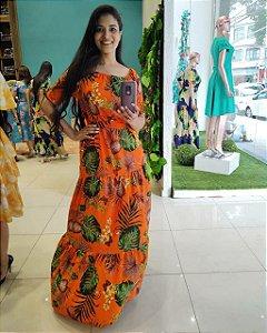 CF013 - Vestido Floral