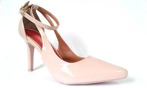 SL700 - Scarpin Nude Rose salto 9cm