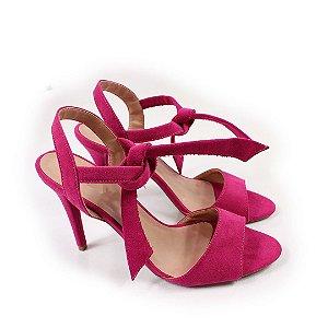 SL17099 - Sandália Pink com amarril