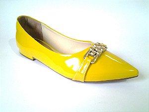 SL2020 - Sapatilha Amarela verniz