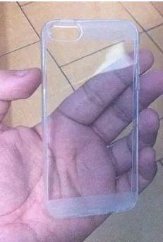 Capa Iphone 5C - Transparente