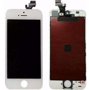 Combo Frontal Display Touch Iphone 5S - Branco