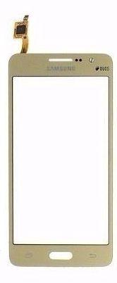 Tela Touch Galaxy Gran Prime Duos G530/G531 Dourado