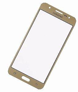 Touch Galaxy J5 Dourado