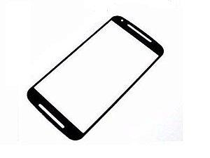 Tela Touch Moto G2 Xt1068 Xt1069 Preto
