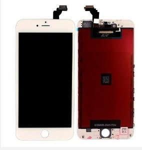 Combo Frontal Display Touch Iphone 6 Plus - Branco