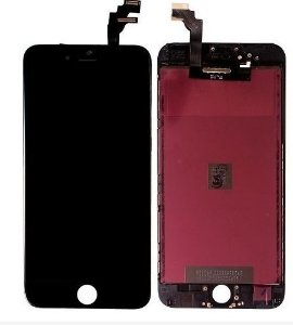 Combo Frontal Display Touch Iphone 6 Plus - Preto