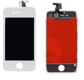 Combo Frontal Display Touch Iphone 4s Branco