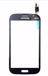 Tela Touch Galaxy Gran Neo Duos i9063 i9062 i9060 9063 9062 9063 Preto
