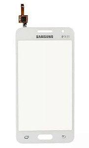 Tela Touch Galaxy Core 2 Duos G355 G355m G355h Branca