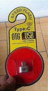 Adaptador OTG tipo C