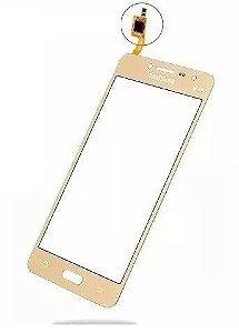 Tela Touch Galaxy J2 Prime Duos G532 Dourado