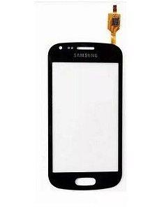 Tela Touch Galaxy S Duos 2 S7582 Preto