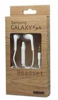 Fone Galaxy S4 Branco