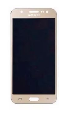 Combo Frontal Display Touch Galaxy J5 J500 Dourado