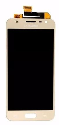 Combo Frontal Display Touch Galaxy J5 Prime G570 Dourado