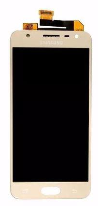 Combo Frontal Display Touch Galaxy J5 Prime G570 Dourado