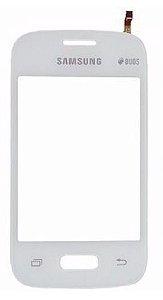 Tela Touch Galaxy Pocket 2 G110 Branco