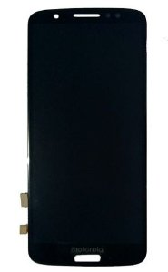 Combo Frontal Display Touch Moto G6 Xt1925 Xt1925 Preto