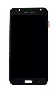Combo Frontal Display Touch Galaxy J7 Neo J701 Preto ORIGINAL CHINA