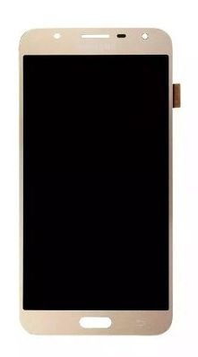 Combo Frontal Display Touch Galaxy J7 Neo J701 Dourado ORIGINAL CHINA