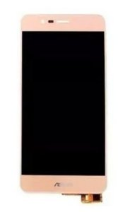 Combo Frontal Display Touch Zenfone 3 maxx zc553kl 5.5 Dourado