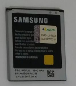 Bateria Galaxy S3 Mini i8190