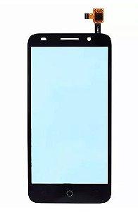 Tela Touch Alcatel Pixi 4 5.0 5016 5016j Preto