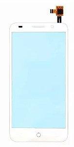 Tela Touch Alcatel Pixi 4 5.0 5016 5016j Branco