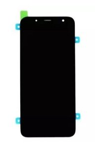 Combo Frontal Display Touch Galaxy J8 J810 Preto