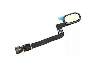 Flex Botão Home Moto G5s Xt1792 Xt1793 Xt1794 Dourado