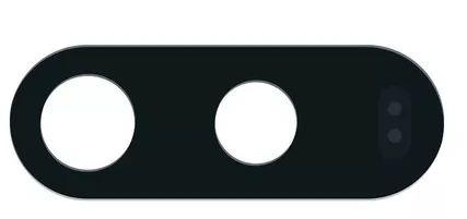 Lente Vidro da Camera Moto G4 Plus xt1640