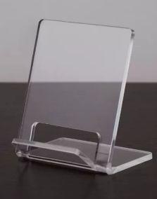 Suporte Expositor vitrine Mesa De celular