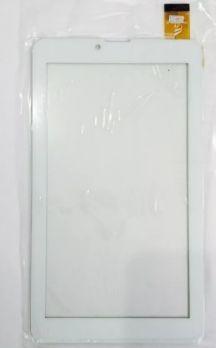 Tela Touch Vidro Tablet Dl Mobi Tx384 Tx384 Branco