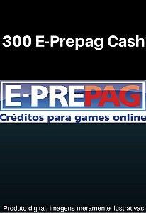 E-Prepag Card - 300 E-Prepag Cash