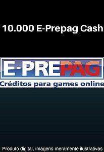 E-Prepag Card - 10000 E-Prepag Cash