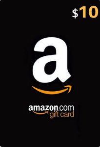 Amazon Gift Card $10 Dólares - Gift Card Amazon (US)