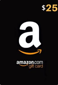 Amazon Gift Card $25 Dólares - Gift Card Amazon (US)