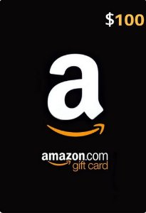 Amazon Gift Card $100 Dólares - Gift Card Amazon (US)