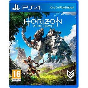 Jogo Horizon Zero Dawn Para PS4