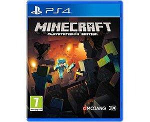 Jogo Minecraft Para PS4