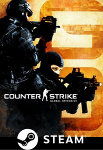 Counter-Strike: Global Offensive - CS: GO STEAM CD-KEY