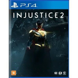 Game Injustice 2 - PS4