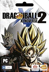 Dragonball Xenoverse 2 PC Chave de Ativação - Steam PC